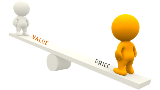 Are your customers focussed on price?
