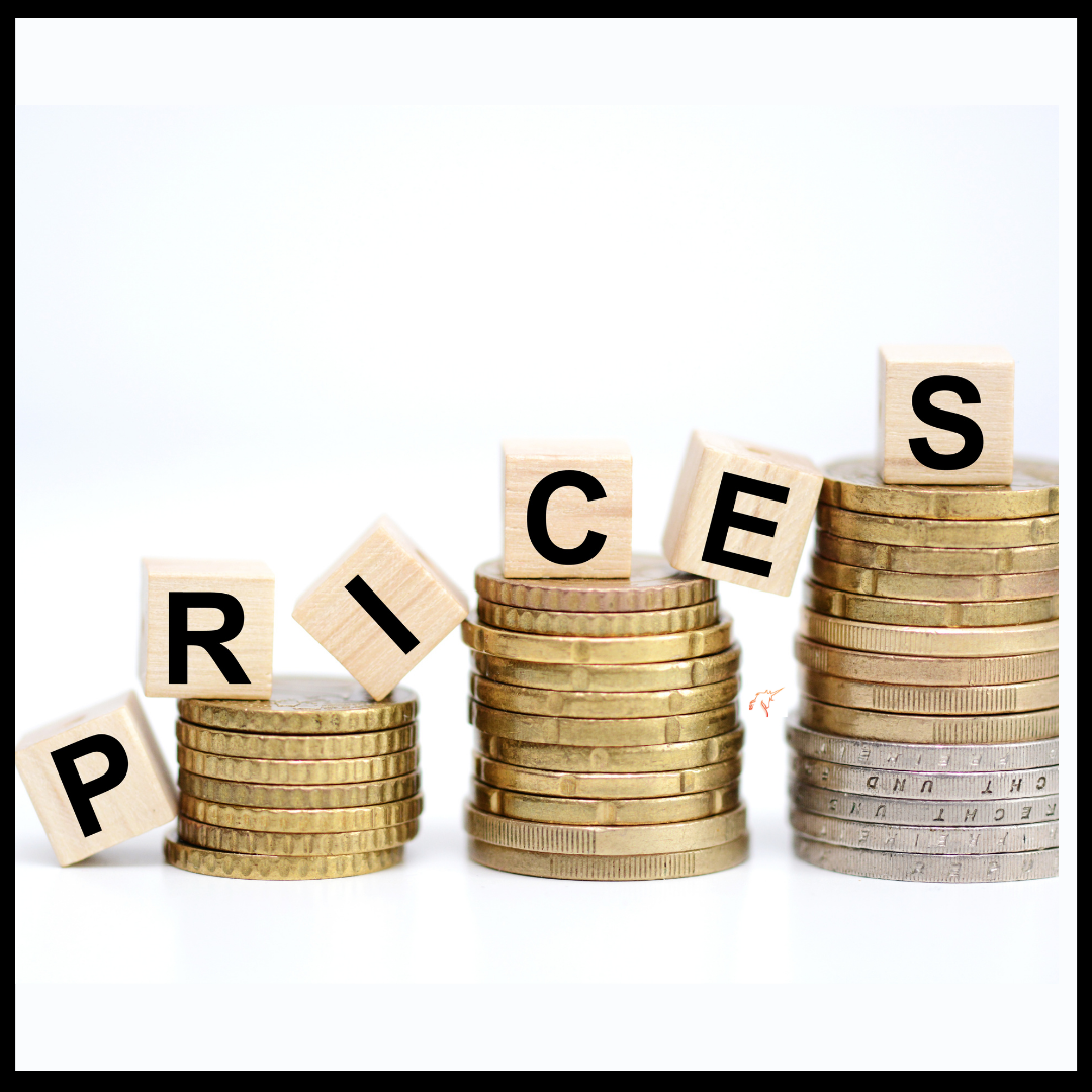 What would happen if you increased your prices by 10%?